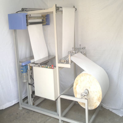 HEPA Paper Pleating Machine In Jamnagar