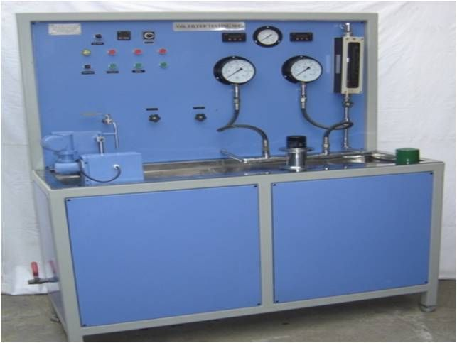 Oil Filter Manufacturing Machine