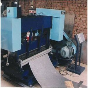Sheet Perforation Press In Chad