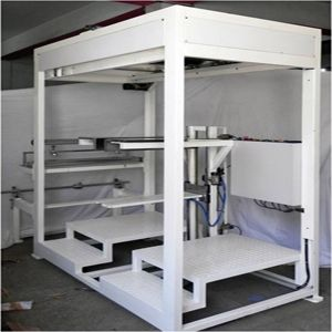Tower Hepa Paper Pleating Machine In Ahmedabad